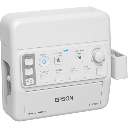 Epson ELPCB02 PowerLite Pilot 2 Projector AV Connection and Control Box
