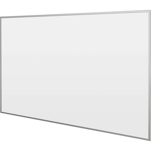 "MooreCo 100"" Whiteboard for Projection and Dry-Erase"