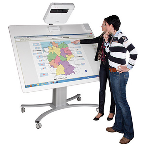 Epson BrightLink Pro 1450Ui Projector with Interactive Motorized Table