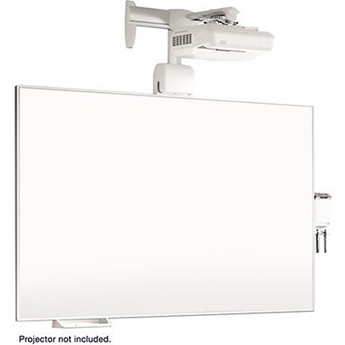 Epson All-in-One Whiteboard and Wall Mount System for BrightLink Pro