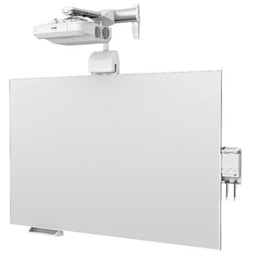 Epson Brightlink Pro 1470UI with All-In-One Whiteboard/Mounting System