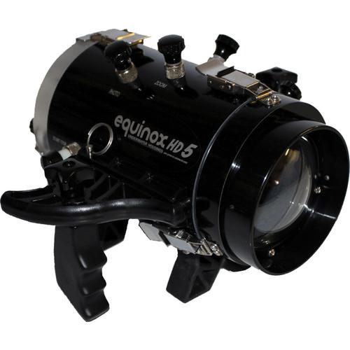 Equinox HD5 Underwater Housing for Canon VIXIA HF S30 Camcorder