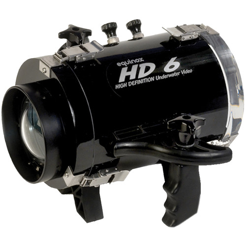 Equinox HDXA20/25 Underwater HD Housing for Canon XA20 and XA25 Professional HD Camcorders (Black)