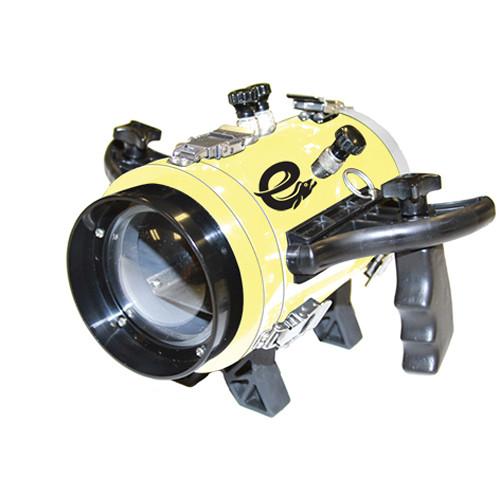 Equinox Pro5 Underwater Housing for Canon FS400 Flash Memory Camcorder