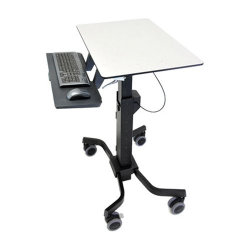 Ergotron TeachWell Mobile Digital Workspace (Graphite Gray)