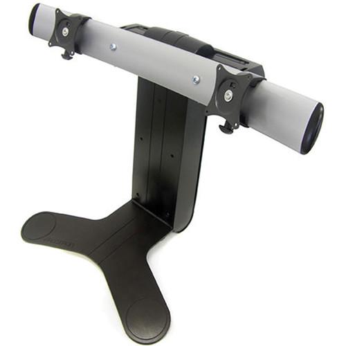 Ergotron LX Dual Display Lift Stand (Black)