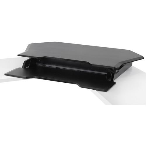 Ergotron WorkFit Corner Sit-Stand Desktop Workstation