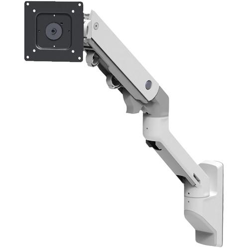 Ergotron HX Wall Mount Monitor Arm (White)
