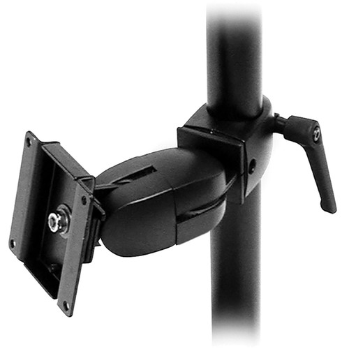 Ergotron DS100 Clamping Double Pivot (Black)