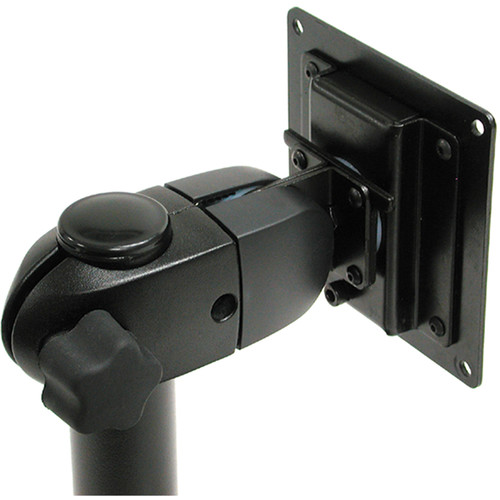 Ergotron DS100 Clamping Single Pivot (Black)