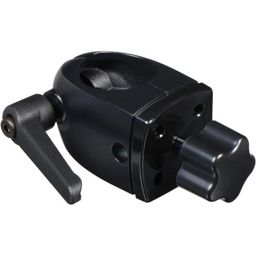 Ergotron DS100 Outboard Pole Clamps (Set of 2, Black)