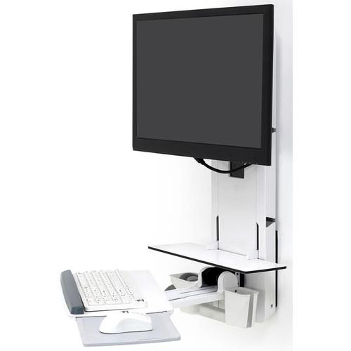 "Ergotron StyleView Lift for 24"" Monitor (White)"