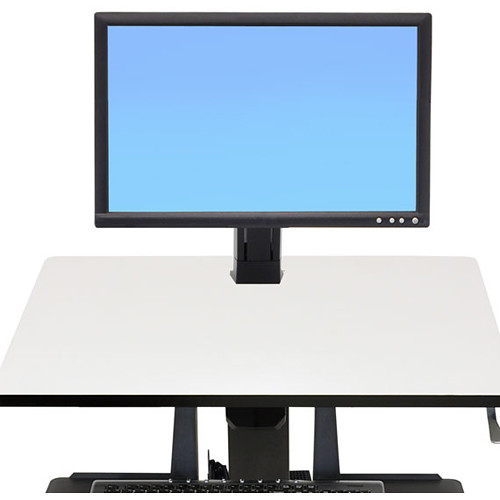 Ergotron WorkFit Single HD Monitor Kit