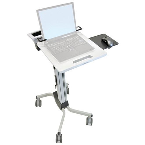 Ergotron Neo-Flex Laptop Cart (Two-Toned Gray)