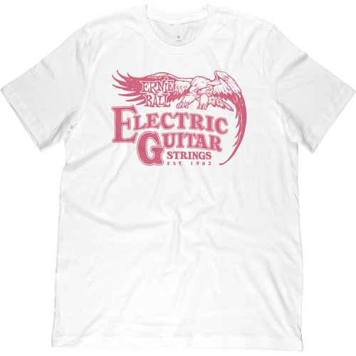 Ernie Ball '62 Electric Guitar T-Shirt (Medium)