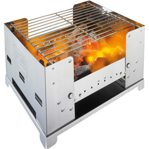 Esbit Foldable BBQ Box Charcoal Grill