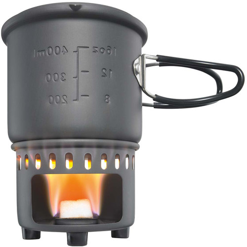 Esbit Solid Fuel Stove & Cookset