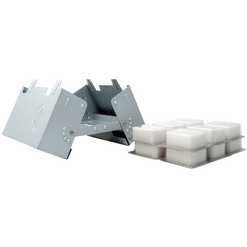 Esbit Large Pocket Stove with 12 Fuel Tablets