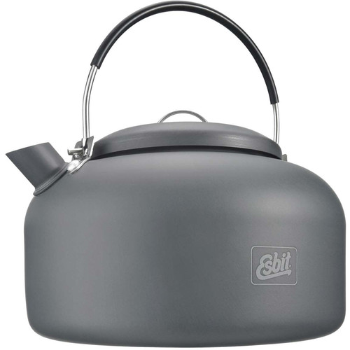 Esbit Anodized Aluminum Water Kettle (20 fl oz / 600 mL)