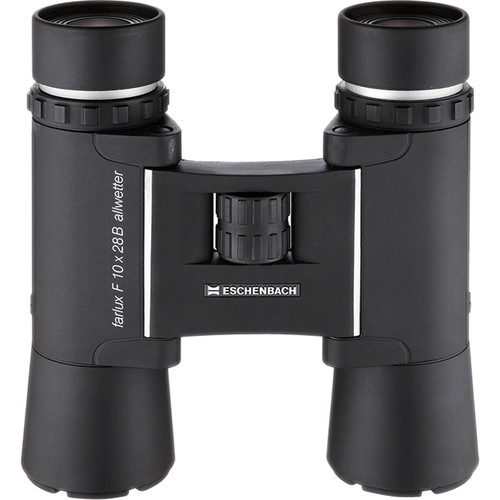 Eschenbach Optik 10x28 Farlux F-B Silver B Binoculars