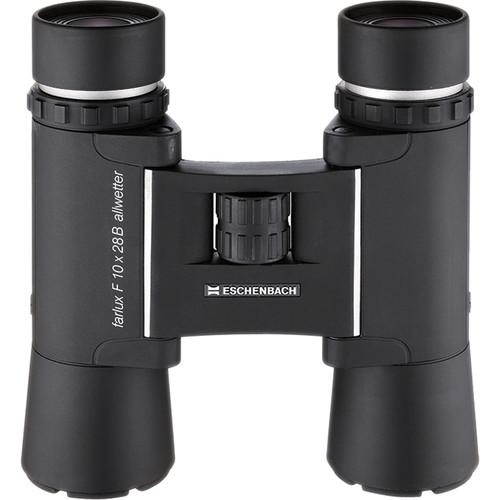 Eschenbach Optik 10x28 Farlux F-B Silver B Binocular