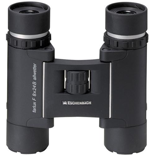 Eschenbach Optik 8x24 Farlux F-B Silver B Binoculars