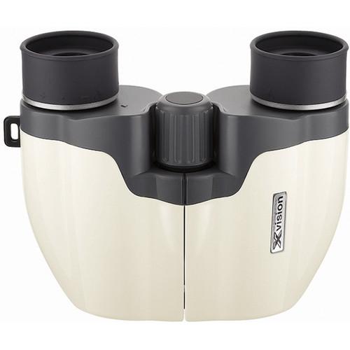 Eschenbach Optik 8x21 X-Vision Binocular (White)