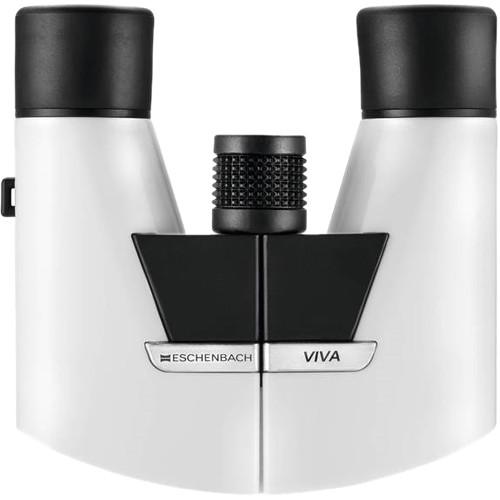 Eschenbach Optik 6x15 Viva Festival Binoculars (White)