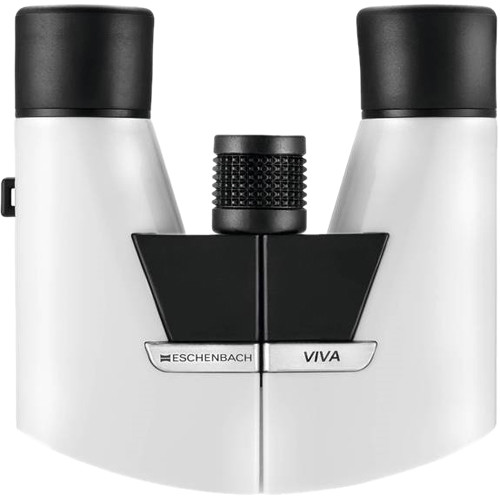 Eschenbach Optik 6x15 Viva Festival Binocular (White)