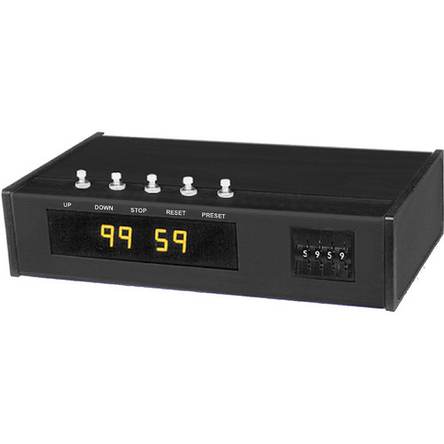 ESE ES-362U 100-Minute Up/Down Timer (Anodized)