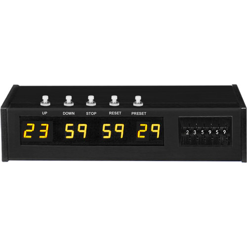 ESE ES-466 Presettable SMPTE Up/Down Timer