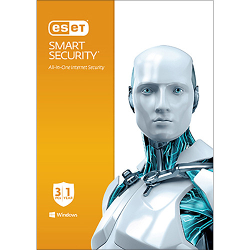 ESET Smart Security 2016 (3-PCs, 1-Year, Download)