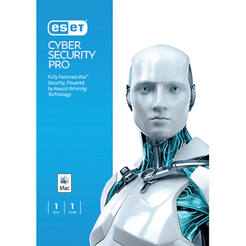 ESET Cyber Security Pro (1-User, 1-Year Subscription, Download)
