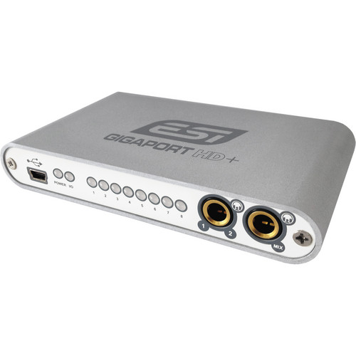 ESI Gigaport HD+ 8-Output USB Audio Interface