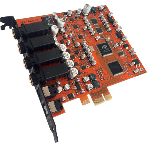 ESI Maya44 eX 4-In/4-Out PCIe Audio Interface
