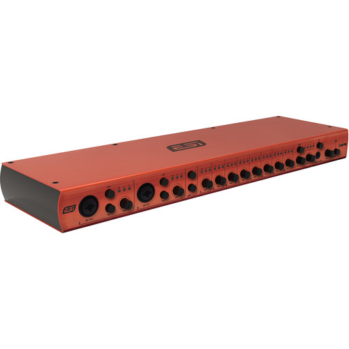 ESI U108 PRE 10-Preamp / 8-Output USB Audio Interface