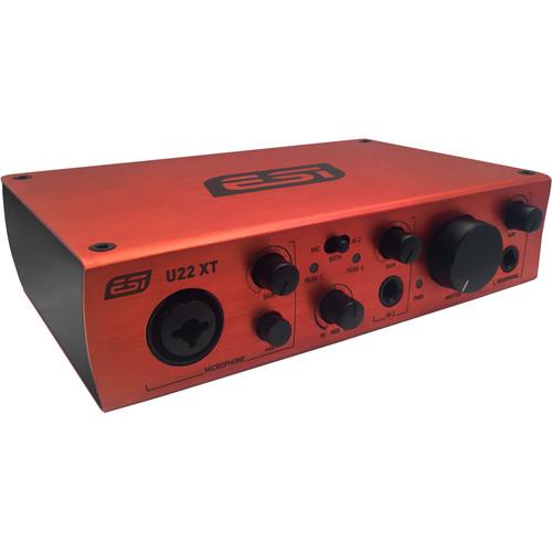 ESI U22 XT - USB 2.0 Audio Interface