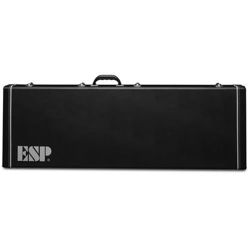 ESP B/D Bass 6-String LH Form-Fit Case