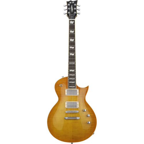 ESP E-II Eclipse FM Electric Guitar (Lemon Burst)