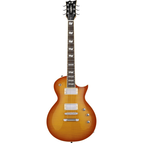 ESP E-II Eclipse FM Electric Guitar (Vintage Honey Burst)