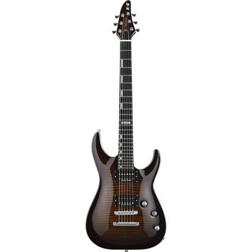 ESP E-II Horizon FM NT Electric Guitar (Dark Brown Sunburst)