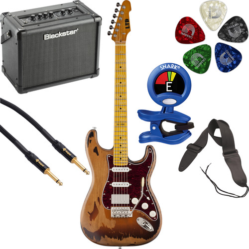 ESP ESP LTD GL-256 George Lynch Signature Series Electric Guitar Starter Kit