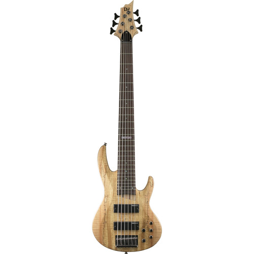 ESP LTD B-206SM 6-String Electric Bass (Natural Satin)