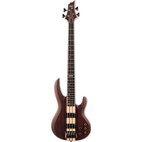 ESP LTD B-4E Electric Bass (Natural Satin)