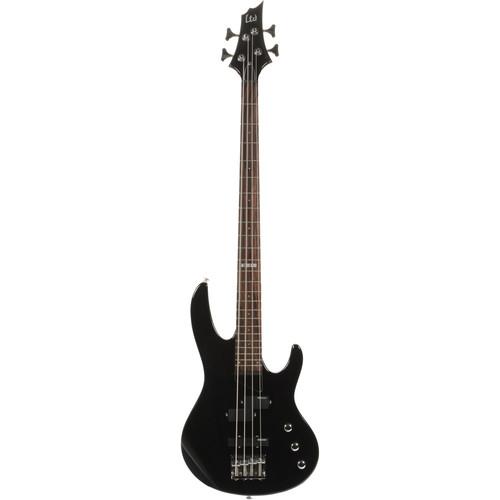 ESP LTD B-50 Electric Bass (Black)
