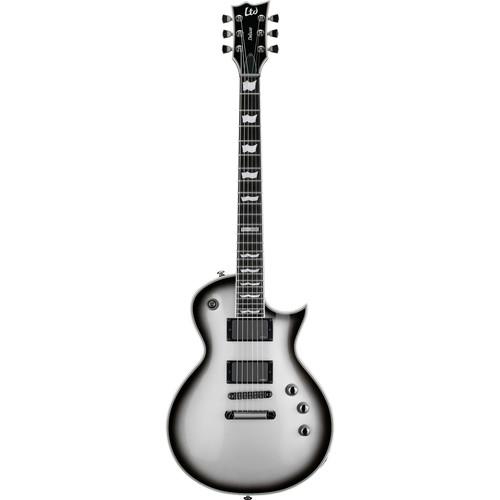 ESP LTD EC-1000 Electric Guitar (Silver Sunburst)