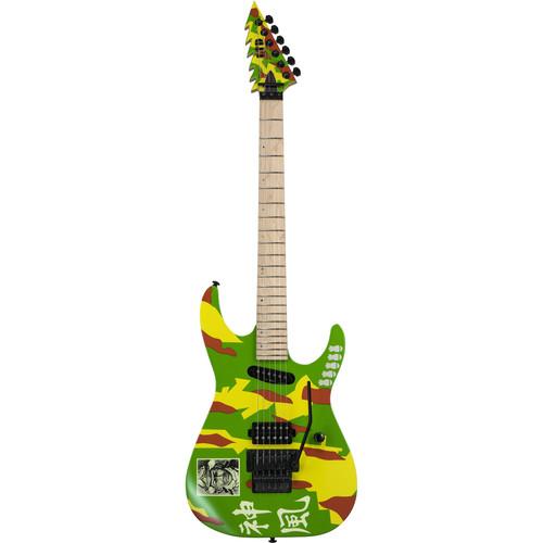 ESP LTD-GL-KAMI-4 Electric Guitar (Graphic)