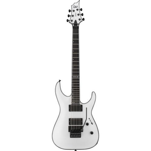 ESP LTD H-1001FR Electric Guitar (Snow White)