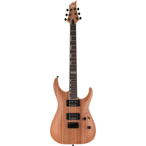 ESP LTD H-401M Electric Guitar (Natural Satin)
