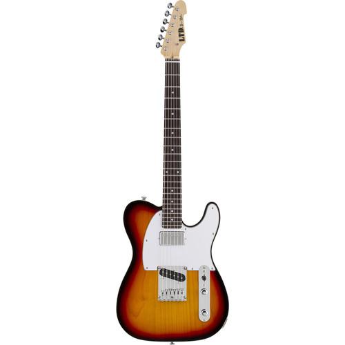 ESP LTD Ron Wood Signature Series Electric Guitar (3-Tone Burst)
